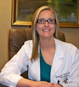 Heather Tison-Sweetwood certified physician assistant